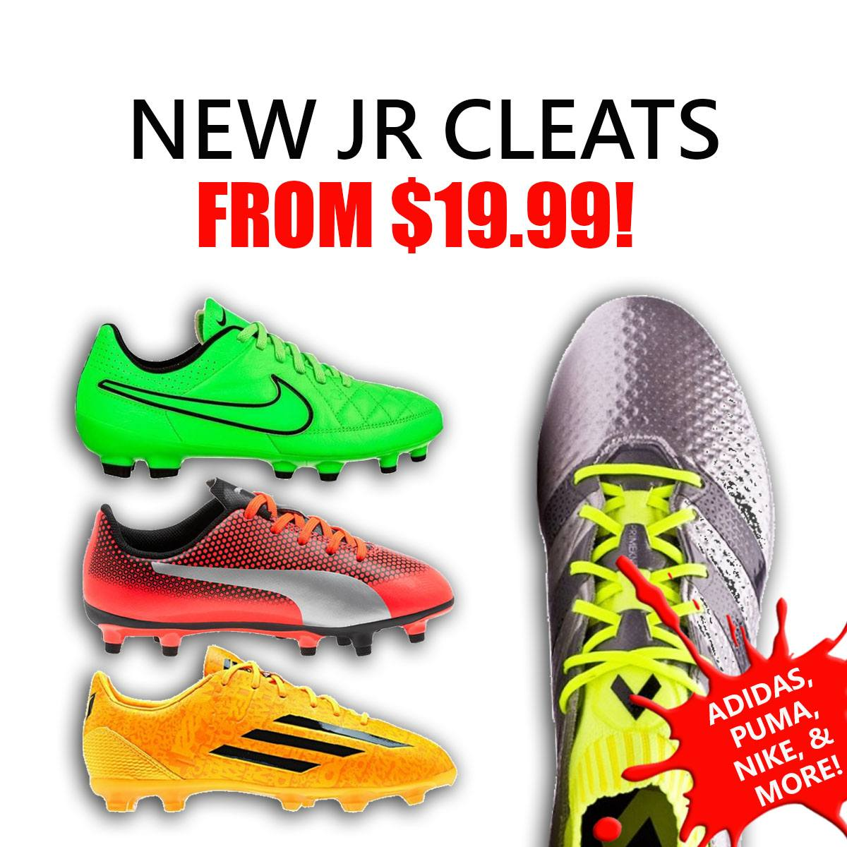Soccer Equipment Clearance in Vancouver