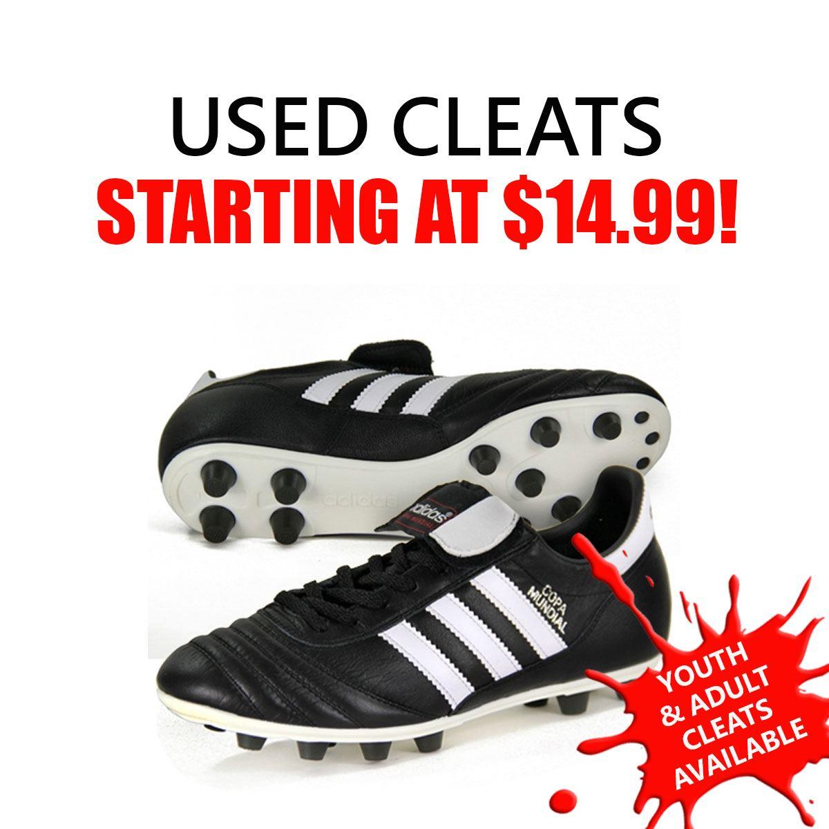 New \u0026 Used Soccer Equipment Clearance
